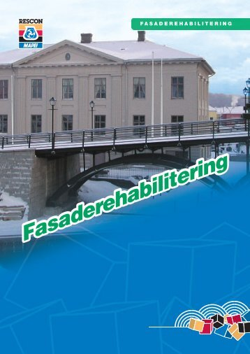 Fasaderehabilitering - Norfloor
