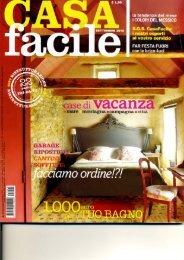 Casa Facile (agosto 2010) - TuttoAttaccato