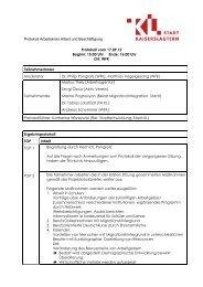 Protokoll vom 17.09.2012 - Netzwerk Migration Integration