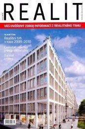 realit 01-02/2010 - Architekti Hrůša & spol., Ateliér Brno, sro