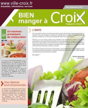 Télécharger le fichier BIEN MANGER A CROIX.pdf (411,40 ko)