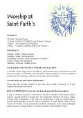 December 2009 - St Faith's home page - Page 2