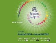 2011-2012 Seasons of the Spirit catalog - Judson Press