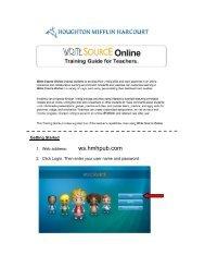 WriteSource Teacher Training Guide.pdf - Birdville Independent ...