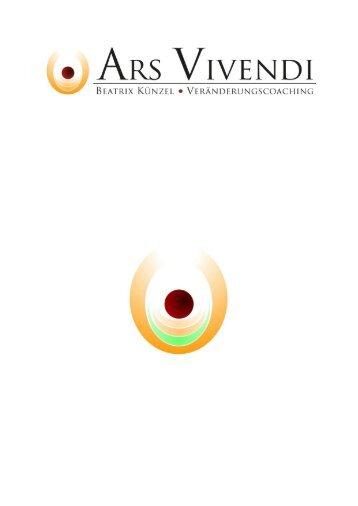 Energie für Veränderung - Ars Vivendi Veränderungscoaching