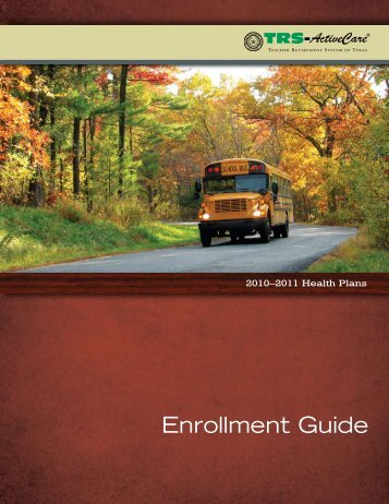 Enrollment Guide - BCBSTX