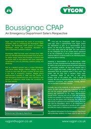 Boussignac CPAP (300KB) - Vygon (UK)