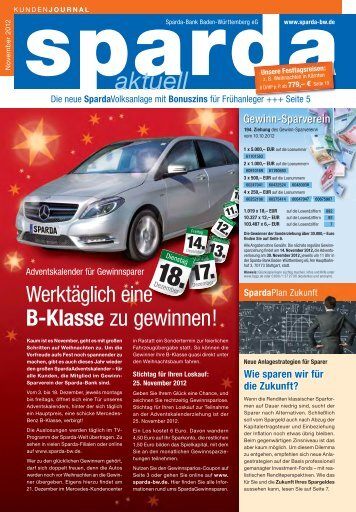 JA! - Sparda-Bank Baden-Württemberg