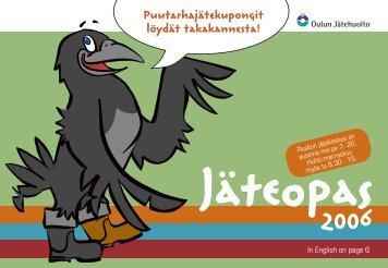 Jäteopas 2006 (pdf) - Oulu