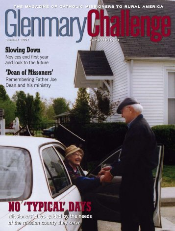 Summer 2007 - Glenmary Challenge