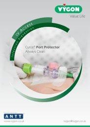 Curos Port Protector - Vygon (UK)