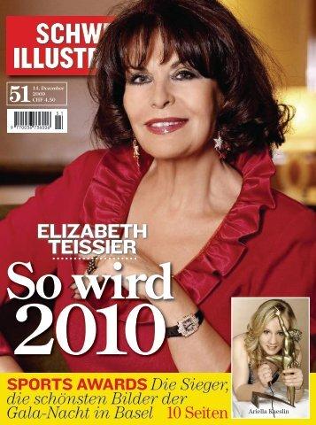Wir müssen Geduld haben - Elizabeth Teissier