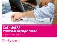 CAT Makra - T-Systems Czech