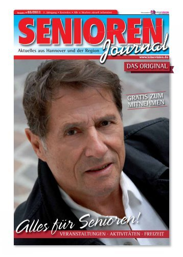 Senioren Journal 03/2011 - LeineVision.