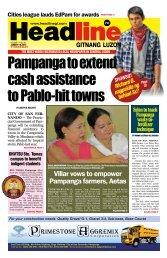 Villar vows to empower Pampanga farmers, Aetas - Headline ...