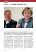 Anwaltsreport - Schlichtungsstelle Der Rechtsanwaltschaft - Seite 6