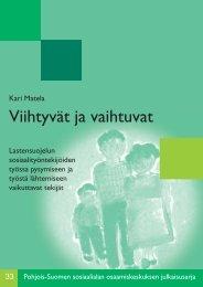 Lataa PDF-julkaisu - Sosiaalikollega
