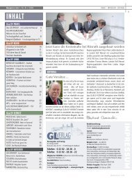magazin/Newsletter - Businessclub Leverkusen