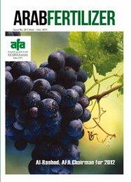Studies & Researches - Arab Fertilizer Association