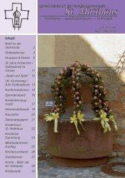 219. Ausgabe - August - September 2012 - Evangelisch-Lutherische ...