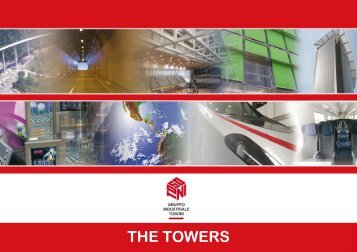 THE TOWERS - Gruppo Industriale Tosoni