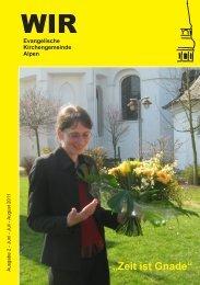 elter - Evangelische Kirchengemeinde Alpen