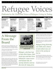 Refugee Voices -1- Eng