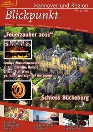 Feuerzauber 2011 - Blickpunkt Hannover