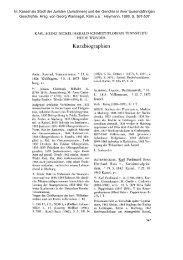 Kurzbiographien - KOBRA - Universität Kassel