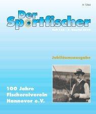 Mitarbeit am Lachsprojekt-Leine - Fischereiverein Hannover eV