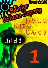 Belajar Bahasa Jepang Jilid 1