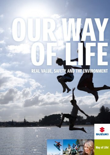 Our Way Of Life - Suzuki