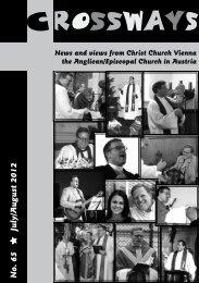 July/August 2012 - Christ Church Vienna, Austria