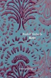 Rudolf Sloboda Krev - Kosmas