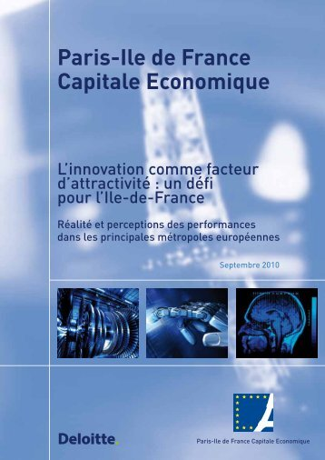 Paris-Ile de France Capitale Economique - greater-paris-investment ...