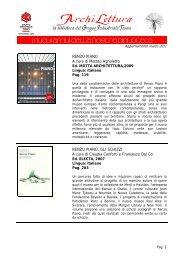 Nuovi arrivi MARZO 2011 - Gruppo Industriale Tosoni