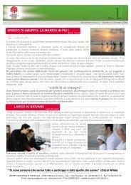 Newsletter n. 05 gennaio 2006 - Gruppo Industriale Tosoni