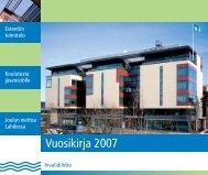 Vuosikirja 2007 - Invalidiliitto.fi - Invalidiliitto ry