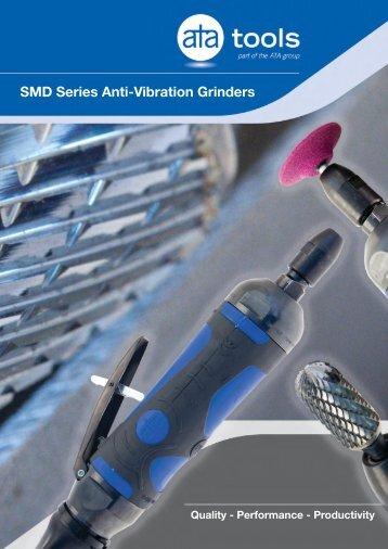 SMD Series Anti-Vibration Grinders - SIRA SpA