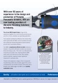 SMD Series Anti-Vibration Grinders - SIRA SpA - Page 2