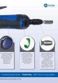 SMD Series Anti-Vibration Grinders - SIRA SpA - Page 3