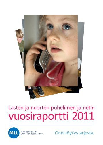 Lasten ja nuorten puhelin ja netti - MOPO-hanke