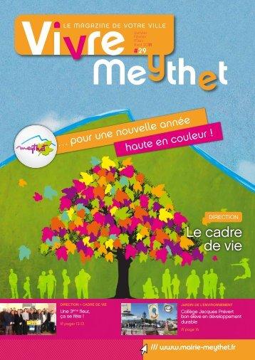 Janvier - Mairie de Meythet