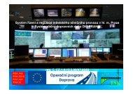 Systém řízení a regulace městského silničního ... - TOP EXPO CZ