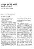 XL Reunión Anual, Barcelona, 15-17 diciembre 1988 - Sociedad ... - Page 3