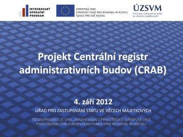 I. O projektu CRAB - IBM
