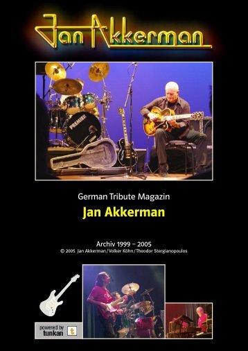 Jan Akkerman - TUNKAN