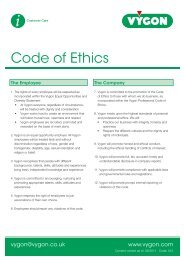 Ethics policy(email).pdf - Vygon (UK)