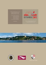 Conference Handbook - ARC ISTANBUL 2012