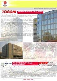 Newsletter n. 16 ottobre 2008 - Gruppo Industriale Tosoni
